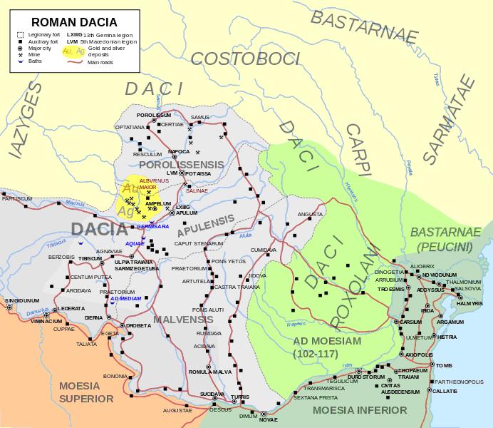 harta-dacia