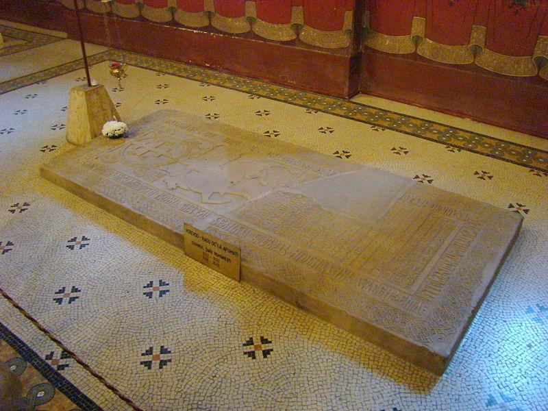 piatra tombala radu de la afumati