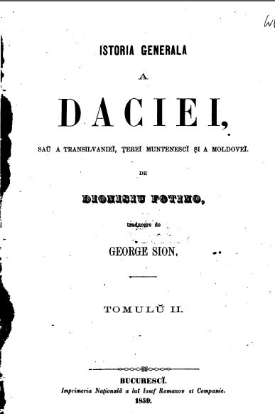 istoria_daciei